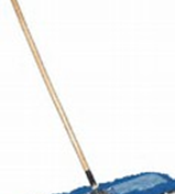 industrial dust mop