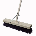 platform broom 450mm stiff